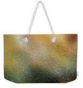 Through A Glass Lightly Weekender Tote Bag