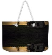 Through A Mirror Darkly  Weekender Tote Bag