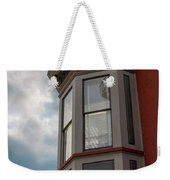 Through All Kinds Of Weather Weekender Tote Bag