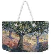 Through Ancient Olives Weekender Tote Bag