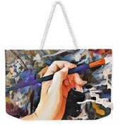 Through My Eyes Weekender Tote Bag