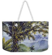Through The Canopy Weekender Tote Bag