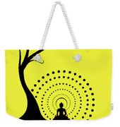 Through The Eye Of Buddhism Weekender Tote Bag