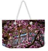 Through The Flowers Weekender Tote Bag