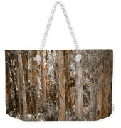 Through The Forest Trees Weekender Tote Bag