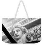 Through The Glass Of Time Weekender Tote Bag