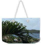 Through The Palms Weekender Tote Bag