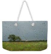 Through The Raindrops Weekender Tote Bag