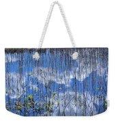 Through The Reeds Weekender Tote Bag