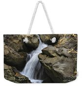 Through The Rocks Weekender Tote Bag