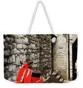 Through The Streets Of Italy - 01 Weekender Tote Bag