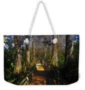 Through The Swamp Weekender Tote Bag