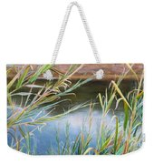 Through The Thickets Weekender Tote Bag