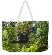 Through The Tree01 Weekender Tote Bag