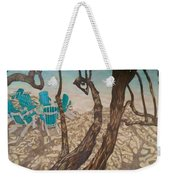 Through The Trees, St John Weekender Tote Bag