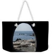 Through The Tunnel Weekender Tote Bag