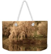 Through The Years - Holmdel Park Weekender Tote Bag