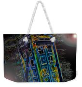 Tardis - Through Time And Space Weekender Tote Bag