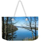 Through To The Susquehanna Weekender Tote Bag