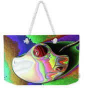 Thumb Mouse Weekender Tote Bag