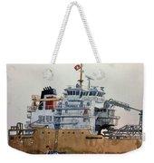 Thunder Bay Weekender Tote Bag