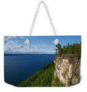 Thunder Bay Lookout Weekender Tote Bag