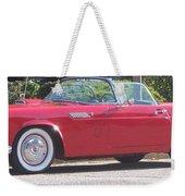 Thunderbird Classic 1955 Weekender Tote Bag