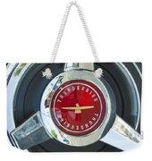 Thunderbird Rim Emblem Weekender Tote Bag