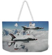 Thunderbirds Of The Future Weekender Tote Bag