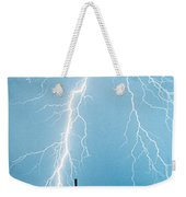 Thunderbolts From Heaven Weekender Tote Bag