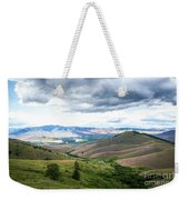 Thunderclouds Over The Hills Weekender Tote Bag