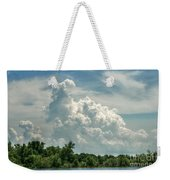 Thunderheads Abound Weekender Tote Bag