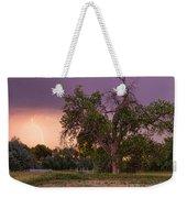 Thunderstorm In The Woods Weekender Tote Bag