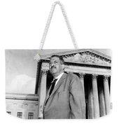 Thurgood Marshall Weekender Tote Bag