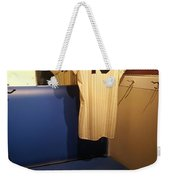 New York Yankee Captian Thurman Munson 15 Locker Weekender Tote Bag