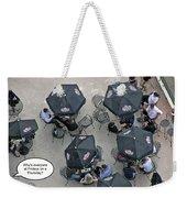 Thursday Weekender Tote Bag