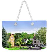 Ticknall Village From Ingleby Lane Weekender Tote Bag