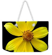Tickseed Sunflower Weekender Tote Bag