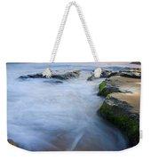 Tidal Bowl Weekender Tote Bag