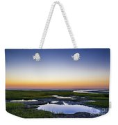 Tidal Pool Sunset Weekender Tote Bag