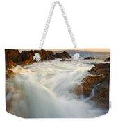 Tidal Surge Weekender Tote Bag