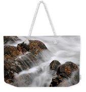 Tidal Wash, Sanna Bay, Scotland Weekender Tote Bag