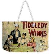 Tiddledy Winks Weekender Tote Bag