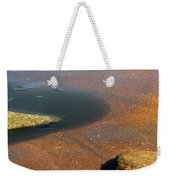 Tide Pool With Coquina Rock Weekender Tote Bag