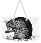 Tidying Up - Art By Bill Tomsa Weekender Tote Bag