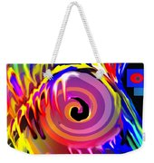 Tie Died Dreams Weekender Tote Bag