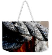Tied Together Weekender Tote Bag