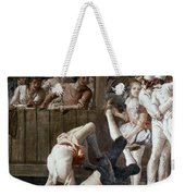 Tiepolo: Acrobats, 18th C Weekender Tote Bag