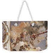 Tiepolo Palacio Real The Apotheosis Of The Spanish Monarchy Giovanni Battista Tiepolo Weekender Tote Bag