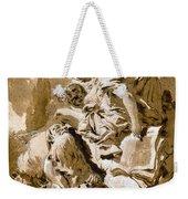 Tiepolo: Saint Jerome Weekender Tote Bag